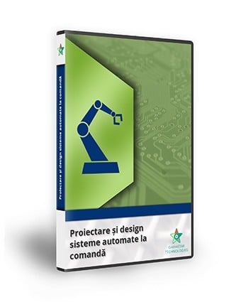 Proiectare și design sisteme automate la comanda